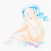 Ice nude
