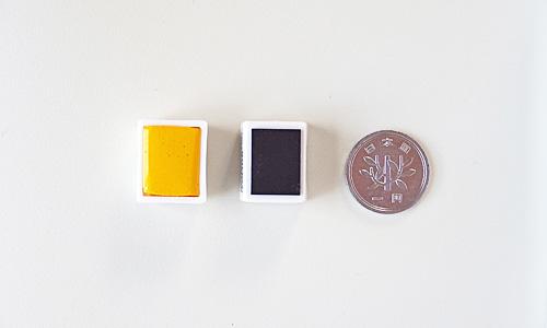 ホルベインの固形水彩絵具「アーチストパンカラー」の感想 透明水彩