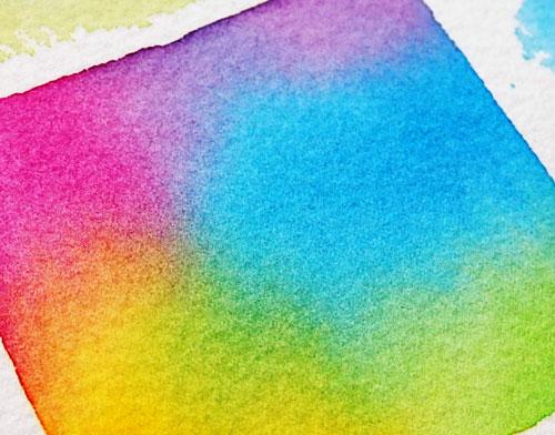 ホルベインの固形水彩絵具「アーチストパンカラー」使用感レビュー